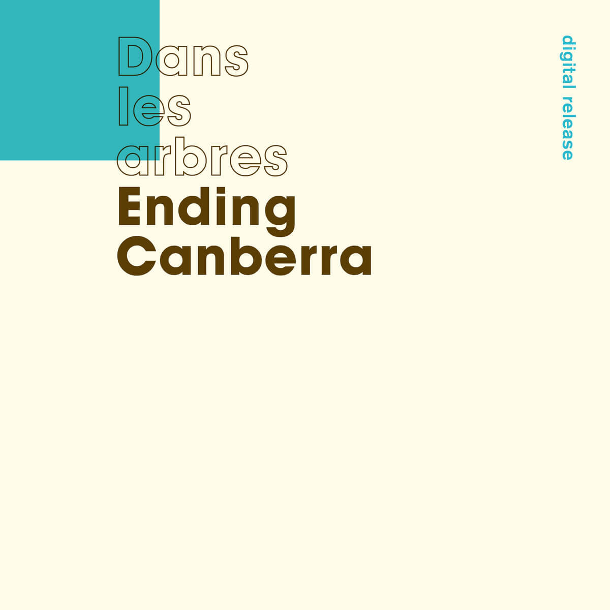 Cover Ending Canberra